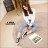 格子舖*【KP1051】經典女款開口笑 嚴選韓版百搭基本款 時尚布面綁帶帆布鞋 黑/白/土黃 3色 2