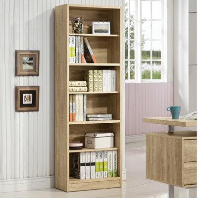 康迪仕六格高櫃-淺木色 書櫃 / 書房組 & DIY組合傢俱