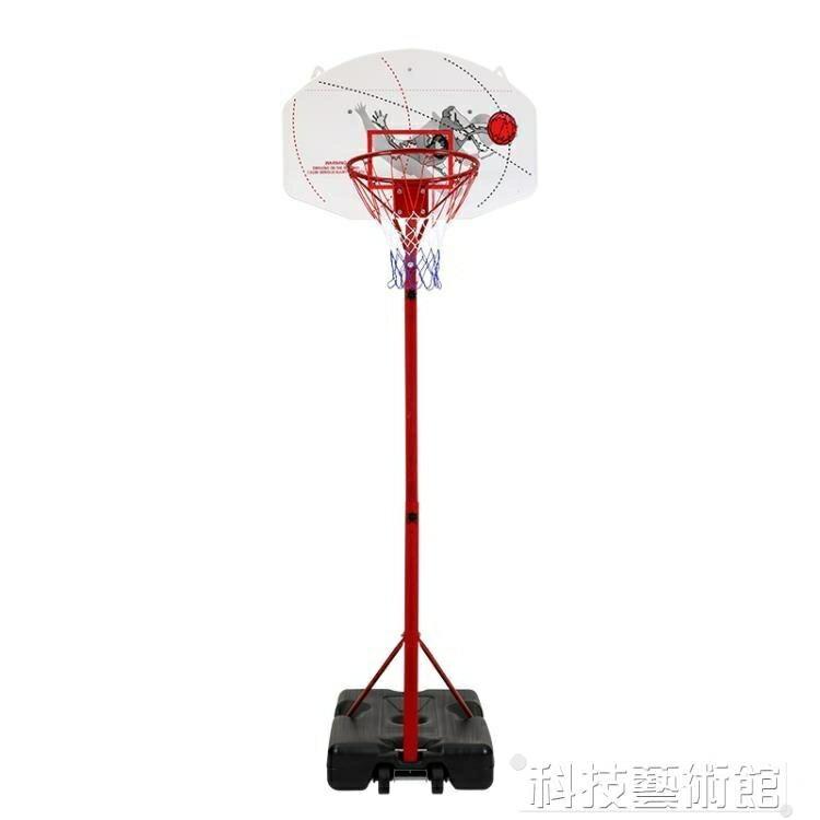 乃力 成人青少年籃球架行動簡易籃球架 可升降籃球框家用戶外   領券下定更優惠