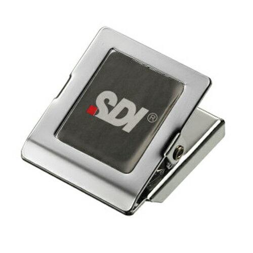 【SDI 手牌 磁鐵夾】SDI NO.4285 強力方型磁夾(S) 30×30mm
