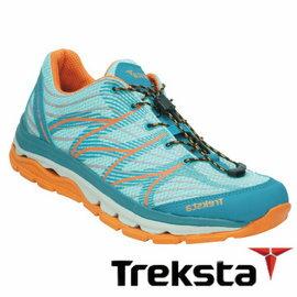 Treksta MEGA WAVE 女戶外多功能鞋 水藍綠 |戶外|健行鞋 KR16AW