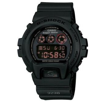 CASIO/G-SHOCK酷炫自在時尚運動腕錶/黑/DW-6900MS-1DR
