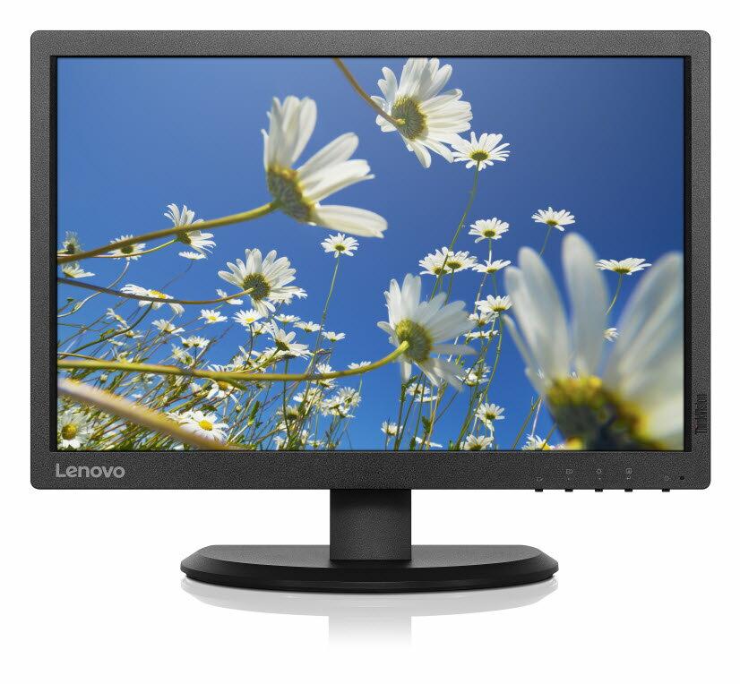 LENOVO ThinkVision E2054 19.5寸 16:10 WLED LED/IPS螢幕 VGA