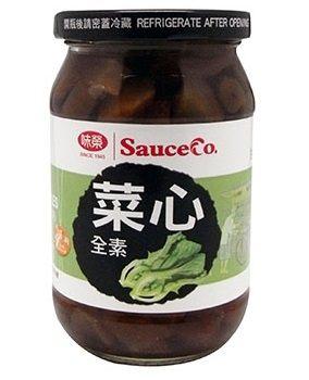 兩罐特惠 味榮 展康 菜心380g/罐