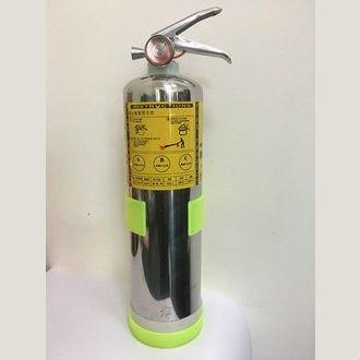 【現貨】10型 HFC-227ea 潔淨氣體滅火器 白鐵 不鏽鋼 滅火器