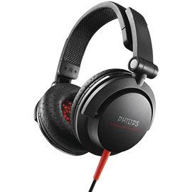 志達電子 SHL3300 PHILIPS SHL 3300 DJ 監聽式 折疊耳罩式耳機 MDR-V55 可參考
