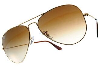 Ray Ban 雷朋 金邊棕鏡 太陽眼鏡 RB3025