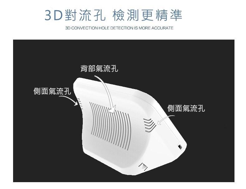 寶藏閣 PATRON PM-100 空氣品質檢測儀 公司貨 空氣汙染 警報提醒 USB 充電 PM2.5 濕度 溫度 7