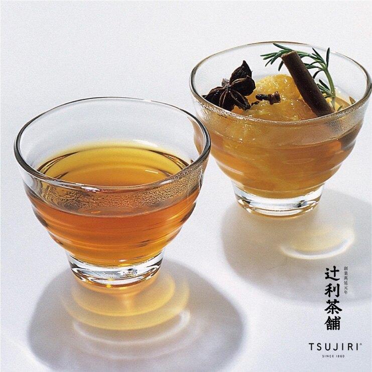 【辻利茶舗 x HARIO】耐熱湯吞小茶杯2入組。高品質耐熱玻璃製成,可耐熱120度。冷熱飲皆可使用,亦適用於烤箱與微波爐。原廠公司貨。 3