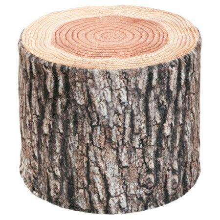 樹樁造型矮凳STUMP16大NITORI宜得利家居