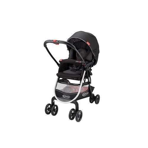 GRACO 購物型雙向嬰幼兒手推車 城市商旅 CITIACE CTS-小花朵★衛立兒生活館★