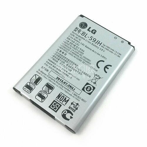 LG BL-59JH 原廠電池 P713 Optimus L7 II, P715 Optimus L7 II Duet+ (3.8V 2460mAh)