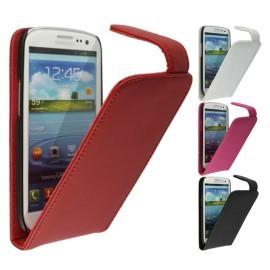 【真皮世家】Samsung i8190 Galaxy S3 mini 掀蓋式真皮皮套