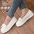 ★399免運★格子舖*【KIW9031】MIT台灣製 韓版熱賣 莫卡辛流蘇金屬蝴蝶結 厚底增高鬆糕鞋 6色 0