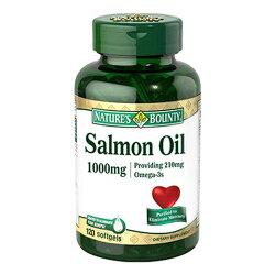 公司貨【小資屋】美國原裝 自然之寶鮭魚油軟膠囊 純淨單一高貴魚種(120顆)效期:2020.2