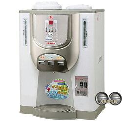 晶工牌  自動補水冰溫熱全自動開飲機 JD-8805