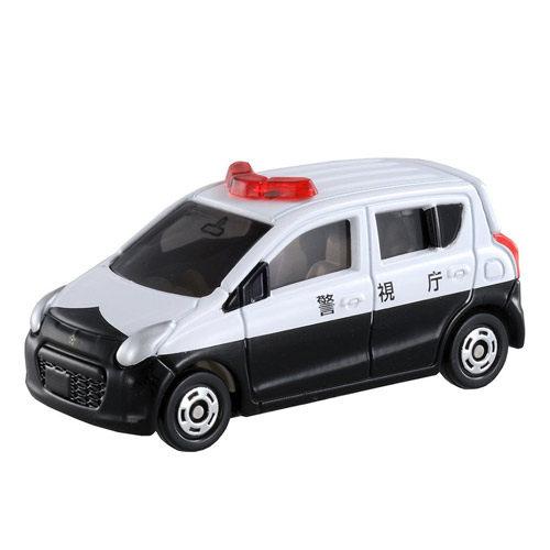 【 TOMICA 火柴盒小汽車】TM048 SUZUKI警車