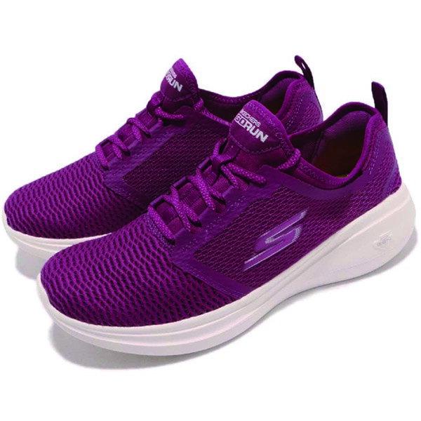 【SKECHERS】GO RUN FAST 運動鞋 慢跑鞋 女鞋 -15100PNK