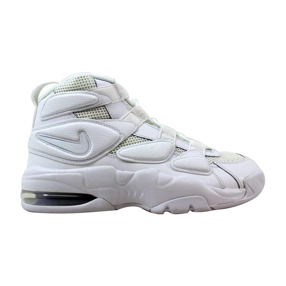 size 40 9d35b b7cac Kixrx: Nike Air Max2 Uptempo '94 White/White 922934-100 Men's Size ...