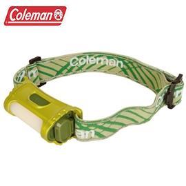 [ Coleman ] 廣域頭燈/80流明 萊姆綠 / 公司貨 CM-27308