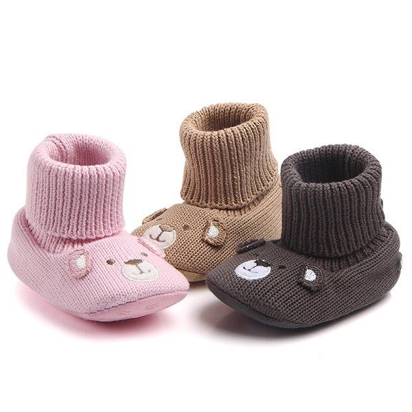 寶寶鞋學步鞋軟底防滑嬰兒鞋(12-13cm)MIY0793好娃娃
