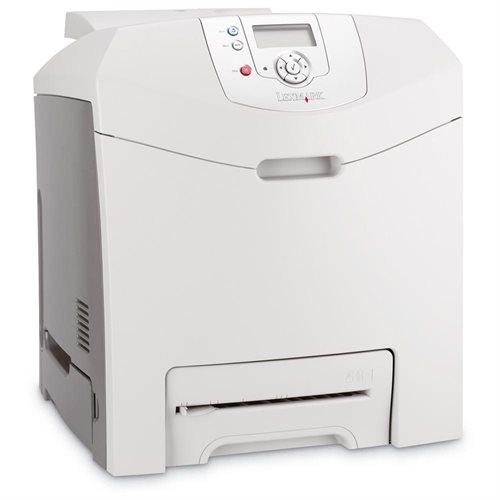 Lexmark C522n Color Laser Printer - Up to 20 ppm in black and color