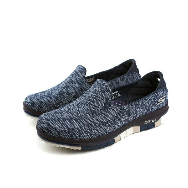SKECHERS GO FLEX 休閒鞋 女鞋 深藍色 no464