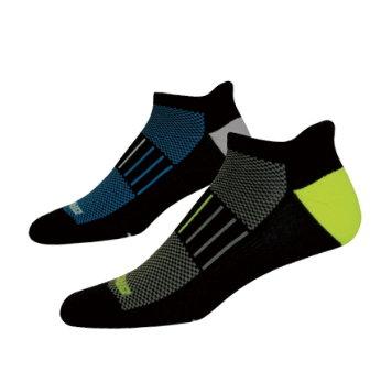 [陽光樂活] BROOKS 美國布魯斯專業級運動襪(美國製造) 一組 2 雙 BK740601011