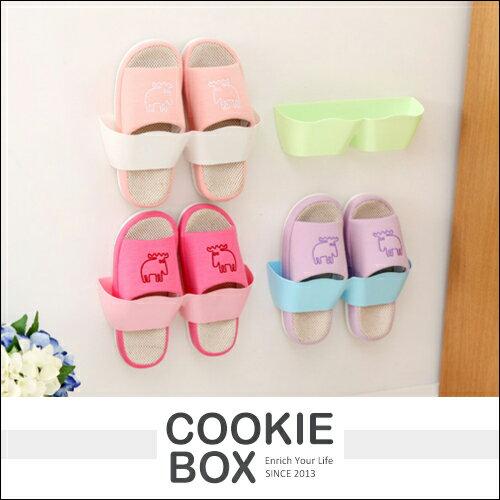 客廳 衛浴 掛壁式 收納架 隨機出貨 鞋架 鞋子 壁架 置物 辦公室 居家 臥室 整齊 美觀 *餅乾盒子*