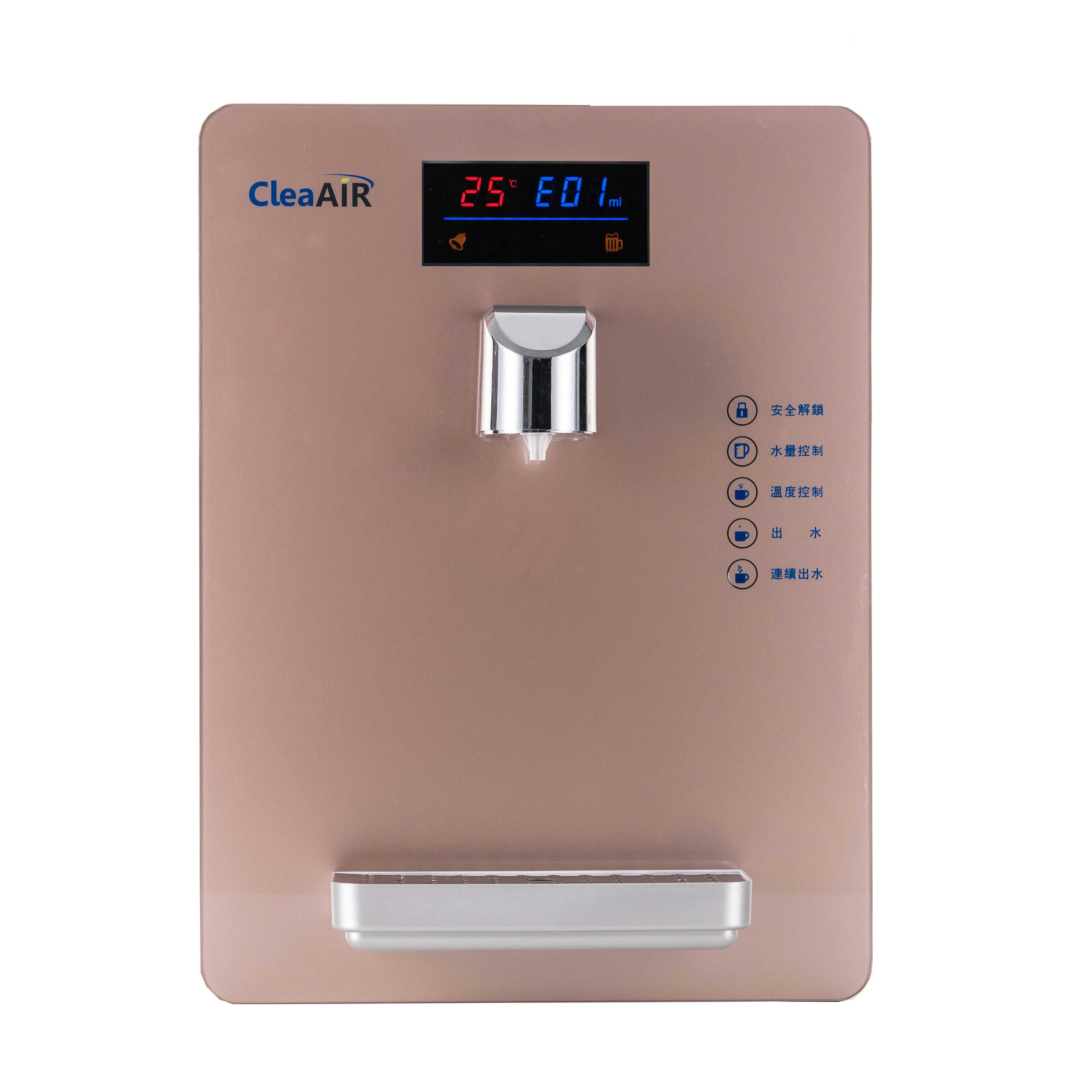 <br/><br/>  克立爾智慧溫控飲水機(含克立爾兩道式濾芯) 家電 濾水器 桌上型飲水機/ 移動式飲水機<br/><br/>