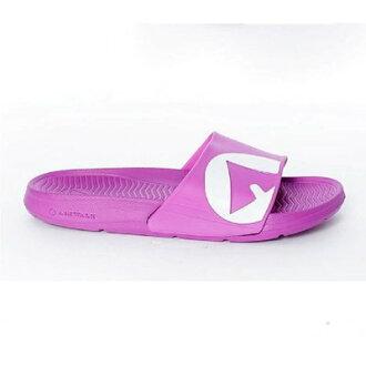 萬特戶外運動-AIRWALK A511220292 美國運動流行 台灣製造 EVA 運動拖鞋 ADIDAS鞋款 流行舒適 紫色