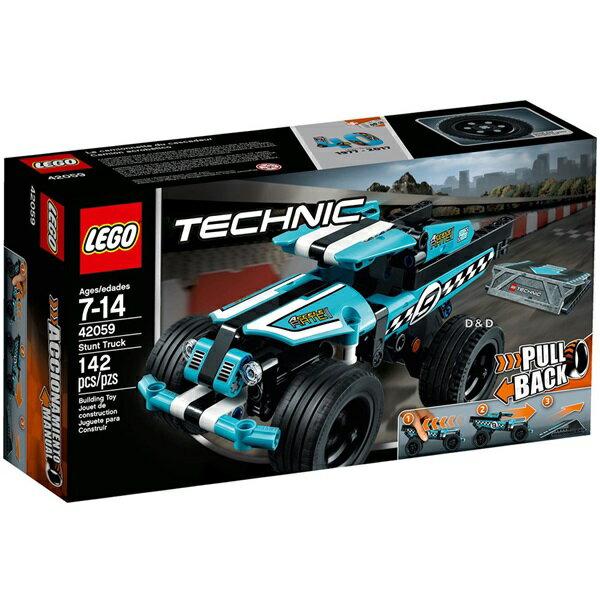 樂高積木LEGO《 LT42059 》2017 年 Technic 科技系列 - 特技卡車