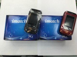【鐵樂瘋3C 】(展翔) ●imatch M8+ 雙卡雙螢幕摺疊老人機