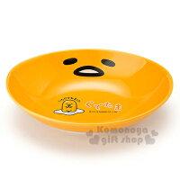 加購價↘339〔小禮堂〕蛋黃哥 日製陶瓷皿盤《小.黃.大臉》新生活系列