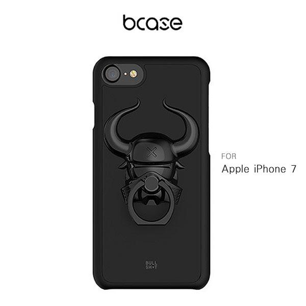 強尼拍賣~bcaseAppleiPhone78BULLSHxT公牛指環保護殼支架可立防摔防撞保護殼