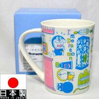 小叮噹週邊商品推薦DORAEMON 哆啦A夢 道具 陶瓷馬克杯 正版 日本製造
