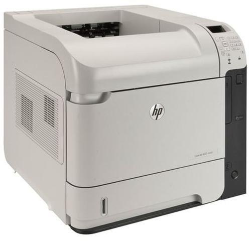 HP LaserJet 600 M602N Laser Printer - Monochrome - 1200 x 1200 dpi Print - Plain Paper Print - Desktop - 52 ppm Mono Print - C6 Envelope, A4, A5, A6, B5 (JIS), B6 (JIS), 16K, Executive JIS, RA4, Legal, ... - 600 sheets Standard Input Capacity - 225000 Dut 3