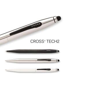 ✻快速到貨✻ CROSS TECH2 高質感智慧觸控原子筆-鍛黑