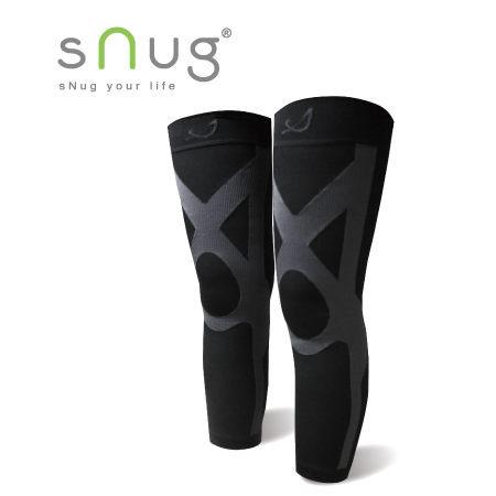 SNUG 運動壓縮全腿套 0