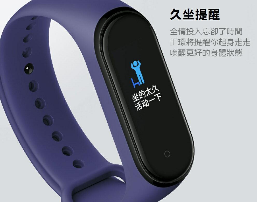 小米手環4 小米4 AMOLED 全彩螢幕 手環4 計步 心率 睡眠 (贈送腕帶+保護貼) GM數位生活館 7