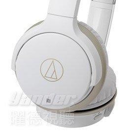 【曜德☆預購】鐵三角 ATH-AR3BT 白色/黑色 替換耳罩專用 ☆ 原廠公司貨