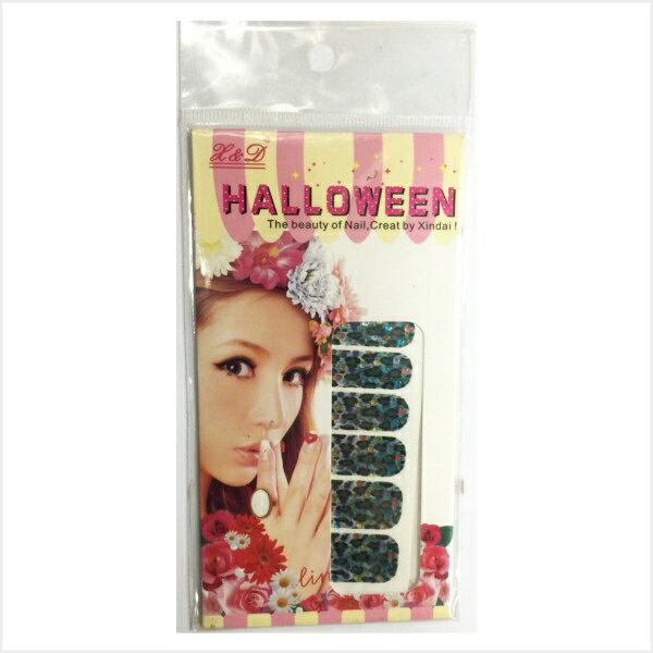 MEKO 貼式指甲彩繪-公主風 P-084/彩繪指甲/指甲彩繪裝飾貼