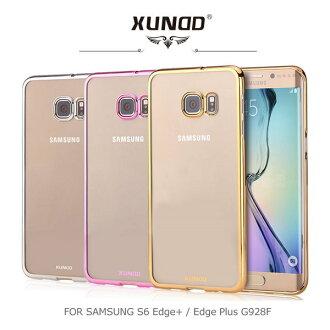 ~斯瑪鋒數位~XUNDD Samsung Galaxy S6 Edge+ / Edge Plus G928F 爵士電鍍殼