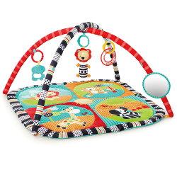 【麗嬰房】Kids II - Bright Starts 動物樂園歡樂遊戲墊