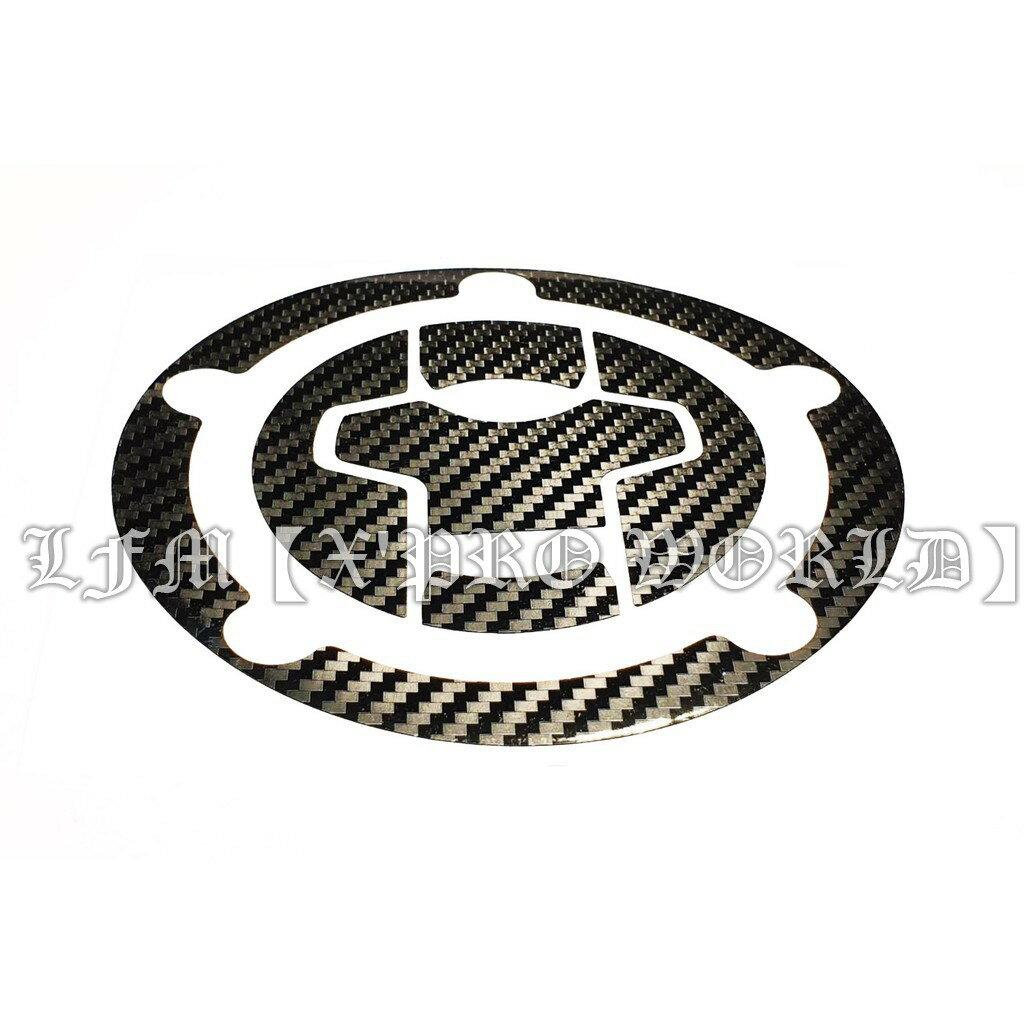 【LFM】SIREN 小阿魯 GSX-S150 GSX-R150 GSXR 碳纖維式樣 油箱蓋保護貼 油箱蓋貼 碳纖維紋 0