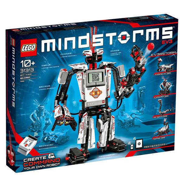 【LEGO 樂高積木】MINDSTORMS EV3 智慧型機器人 LT-31313
