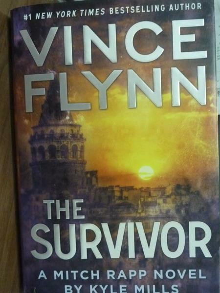 ~書寶 書T6/原文書_QGR~The Survivor_Vince Flynn