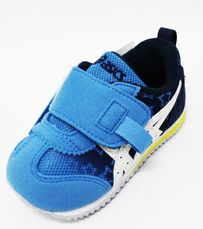 零碼 ASICS 亞瑟士 嬰幼 童鞋 IDAHO BABY PT-ES 3 TUB168-4050(水藍)[陽光樂活]
