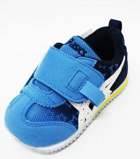 陽光運動館:ASICS亞瑟士嬰幼童鞋IDAHOBABYPT-ES3TUB168-4050(水藍)[陽光樂活]