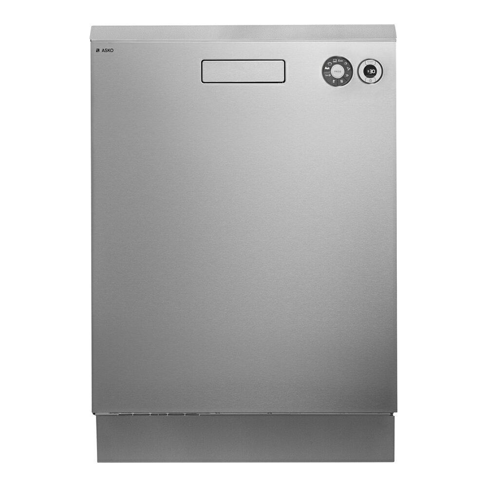 【ASKO 賽寧】獨立式洗碗機-不銹鋼-無安裝服務(DFS143I.S.TW)